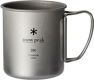 スノーピーク チタンシングルマグ