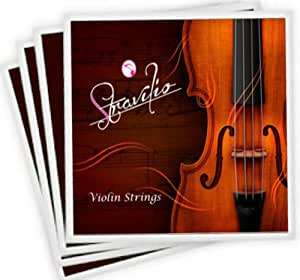 amazon   full set high quality violin strings size 4 4