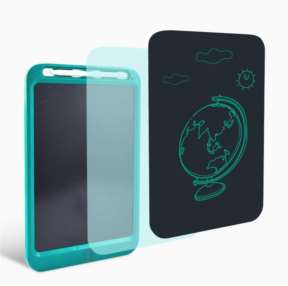 School,Office Electronic Graphics Tablet Creative 3 Pcs LCD Handwriting Board Childrens LCD Drawing Board Painting Graffiti Magnetic Writing Board Office Writing Board for Kids and Adults for Home