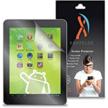 """XShields© (3-Pack) Screen Protectors for Zeki TBQG884B 8"""" Tablet (Ultra Clear)"""
