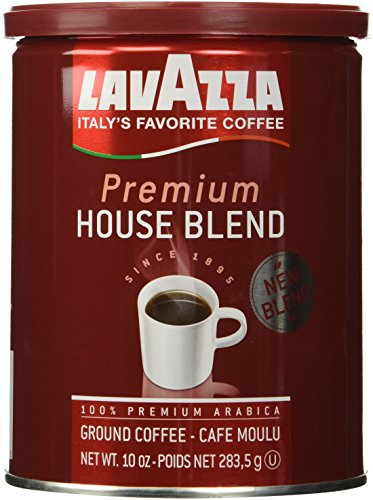 Lavazza Premium House Coffee 10 Ounce