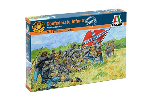 War American Civil Accessories (Italeri 6178S 1/72 Confederate Infantry - American Civil War ITA6178S)