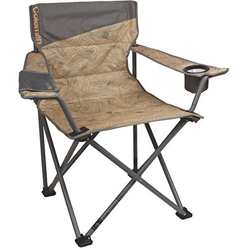 Coleman Big-N-Tall Quad Camping