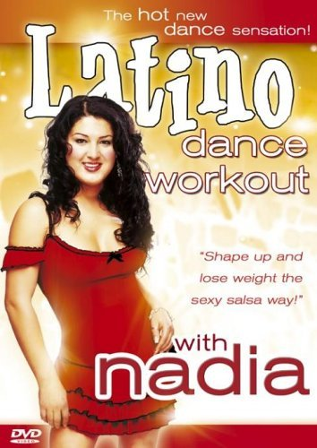 Latino Workout With Nadia [DVD] [2004] for sale  Delivered anywhere in USA