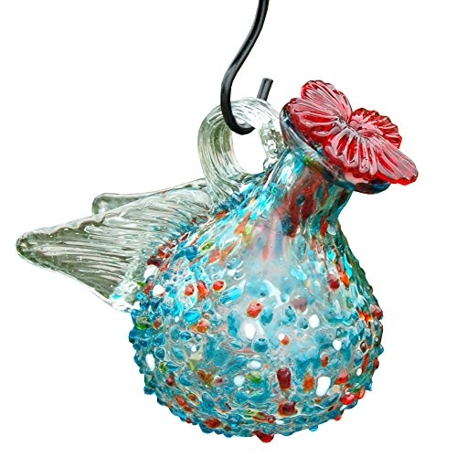 Parasol Pixie Hummingbird Feeder, Sprinkles, 4 oz. -