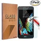 (2 Pick) LG K8 Screen Protector, GreenElec