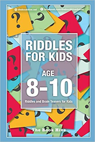 Riddles for Kids Age 8-10: Riddles and Brain Teasers for Kids