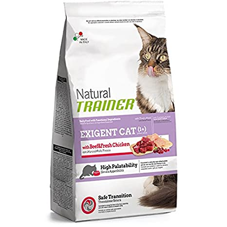 Trainer - Alimentos para gatos Trainer Natural - Bolsa de 1,5 Kg: Amazon.es: Productos para mascotas
