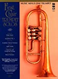 First Chair Trumpet Solos with Orchestral Accompaniment, , 1596154217