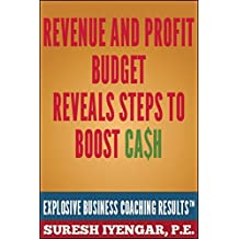 Revenue And Profit Budget Reveals Steps To Boost Cash: Revenue And Profit Budget (Business Coaching)