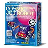 Cosmic Jet Robot Kidz Labs 4M Science Kit-Balloon Powered 2006 Toysmith
