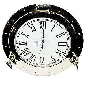 51zqdFBZ7AL._SS300_ Nautical Themed Clocks