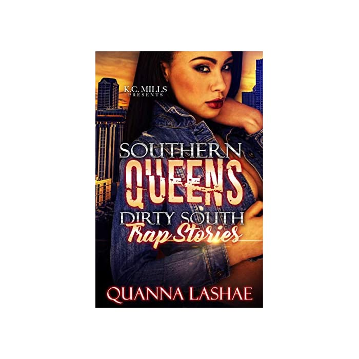 Southern-Queens-Dirty-South-Trap-Stories-Kindle-Edition