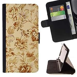 For Sony Xperia Z1 L39 Case , Patrón clásico- la tarjeta de Crédito Slots PU Funda de cuero Monedero caso cubierta de piel