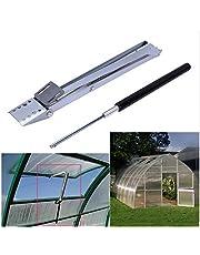 Acero al carbono automático abridor de ventana de invernadero agrícola, solar ventana sensibles al calor automático ventana de ventilación abridor, abridor de techo Set hogar herramienta