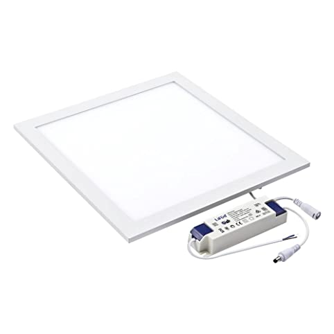 biard 10w led panel light 300 x 300mm natural white 5 years warranty white