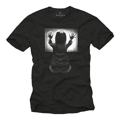 Amazon.com: Makaya Men's T-Shirt Poltergeist Horror Movie: Clothing