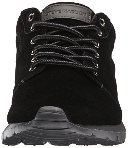 Steve Madden Mens Fanotm Black cheap sale huge surprise free shipping find great free shipping top quality 8gz2QjEz