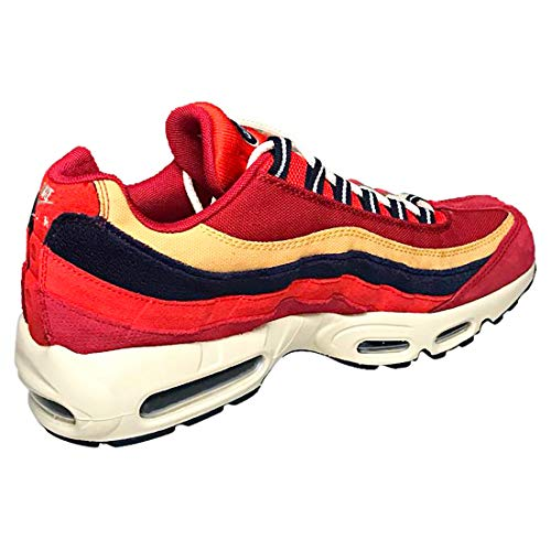 Purple red Zapatillas Nike 95 Para Prm 001 Max provence Hombre Crush Gold Air wheat Multicolor acZwqpP