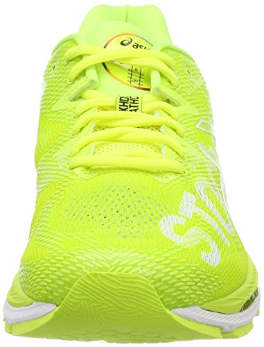 Asics Uomo Gel-nimbus 20 Stoccolma Maratona Scarpe Da Corsa Multicolore (stoccolma / 2018 / Flash Giallo 0707)