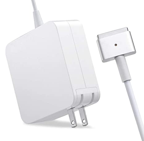 Amazon com: Charger for MacBook Air Charger 45W MagSafe 2 T