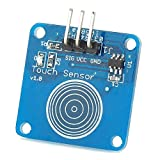 10pcs Digital Capacitive Touch Sensor Switch Module TTP223B Based 3 V - 5 V from Optimus Electric