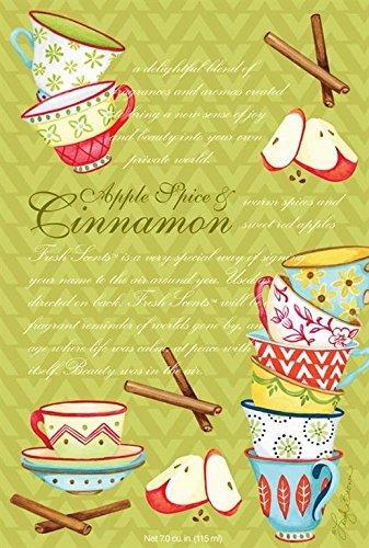 Cinnamon Berries Fresh Scents Willowbrook Scented Sachet Set of 6