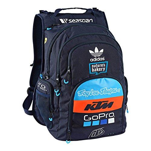 - Troy Lee Designs Men's 2018 TLD KTM Team Backpacks,One Size,Navy