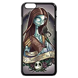 "meilinF000UniqueBox Customized Disney Series Case for iPhone 6 4.7"", The Nightmare Before Christmas iPhone 6 4.7meilinF000"