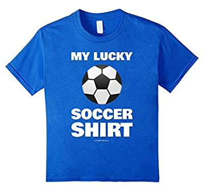 My Lucky Soccer Funny Shirt