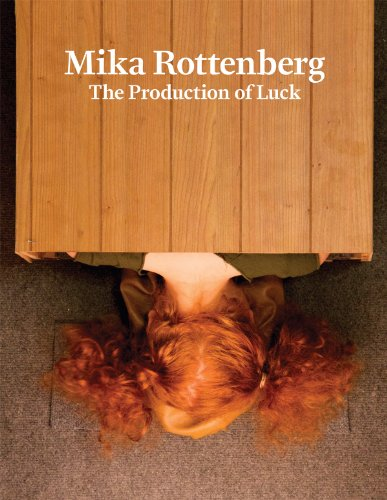 Book cover from Mika Rottenberg: The Production of Luckby Julia Bryan-Wilson