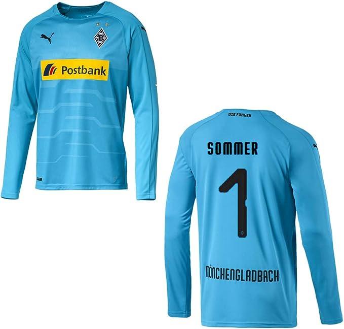 Puma Bmg Borussia Monchengladbach Trikot Torwart Kinder 2018 2019 Sommer 1 Grosse 152 Amazon De Bekleidung