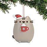 "Department 56 4058301 Pusheen Meowy ""Christmas Hanging Ornament"