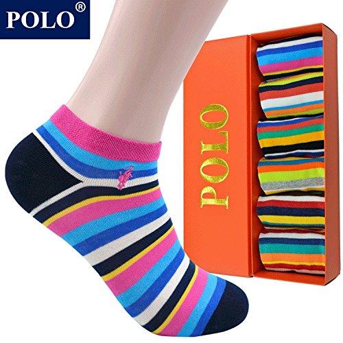 17 new authentic Hong Kong Paul summer women girl striped cotton socks deodorant socks socks socks shallow mouth to help low