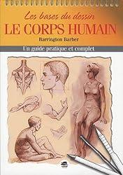 Les bases du dessin : le corps humain - NED