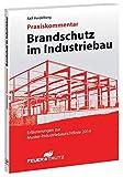 Brandschutz im Industriebau - Praxiskommentar: Erläuterungen zur Muster-Industriebaurichtlinie 2014
