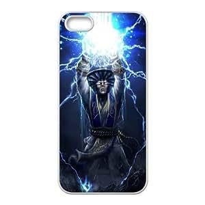 C-EUR Mortal Kombat X1 Phone Case For iPhone 5,5S [Pattern-2]
