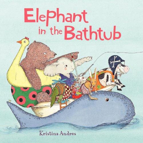 Elephant Bathtub - The Elephant in the Bathtub