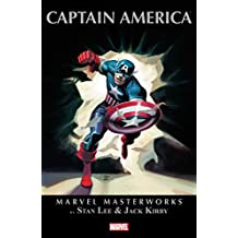 Captain America Masterworks Vol. 1 (Tales of Suspense)