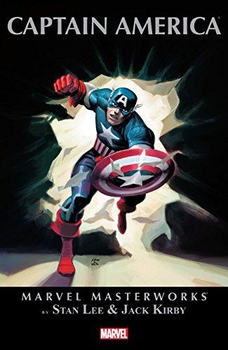 Captain America Masterworks Vol. 1 (Tales of Suspense (1959-1968))