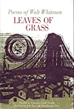 img - for Leaves of Grass : Poems of Walt Whitman. Selected By Lawrence Clark Powell book / textbook / text book