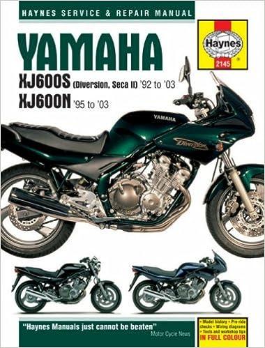 Haynes superbike hardback yamaha xj600s diversion seca ii haynes haynes superbike hardback yamaha xj600s diversion seca ii haynes service repair manual new edition fandeluxe Images