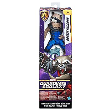 6d73a1016677 Guardians of the Galaxy Marvel Les Gardiens de la Galaxie – Figurine Titan,  30 cm