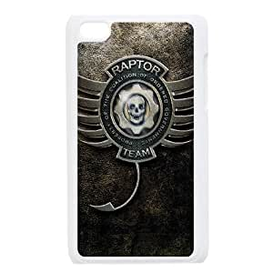 iPod Touch 4 Phone Case Gears of War