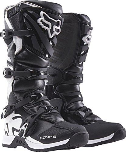 Comp Racing - 2018 Fox Racing Comp 5 Boots-Black-9