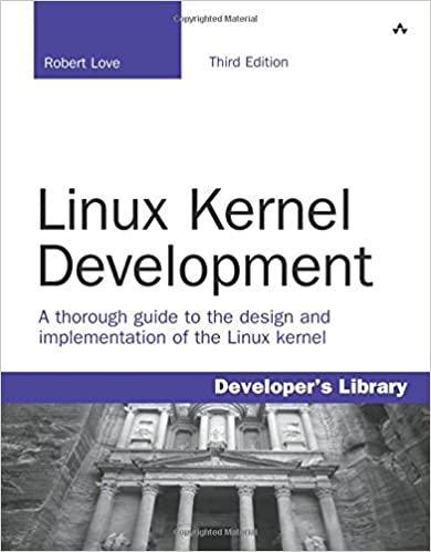 Linux Kernel Development (3rd Edition)