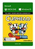 Toys : Cuphead - Xbox One/Windows 10  [Digital Code]