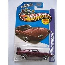 2013 Hot Wheels Hw Showroom Fast & Furious Edition - '69 Dodge Charger Daytona