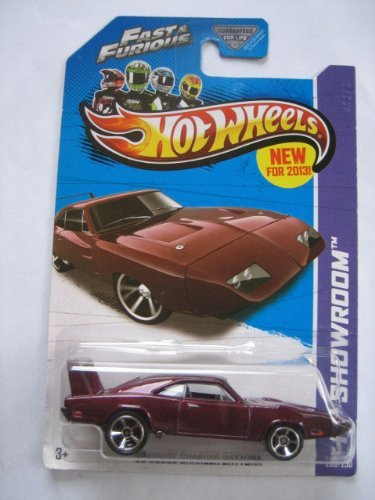 2013 Hot Wheels Hw Showroom Fast & Furious Edition - '69 Dodge Charger Daytona ()