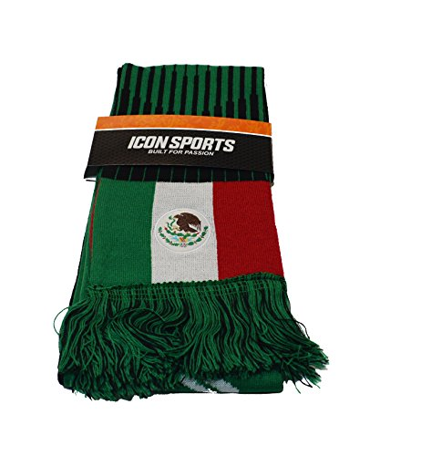 Mexico Scarf Soccer National Team by Pana